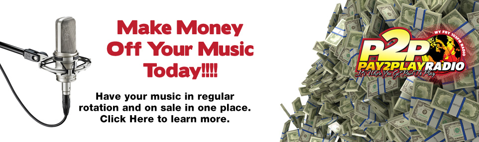Make Money Off Your Music Today