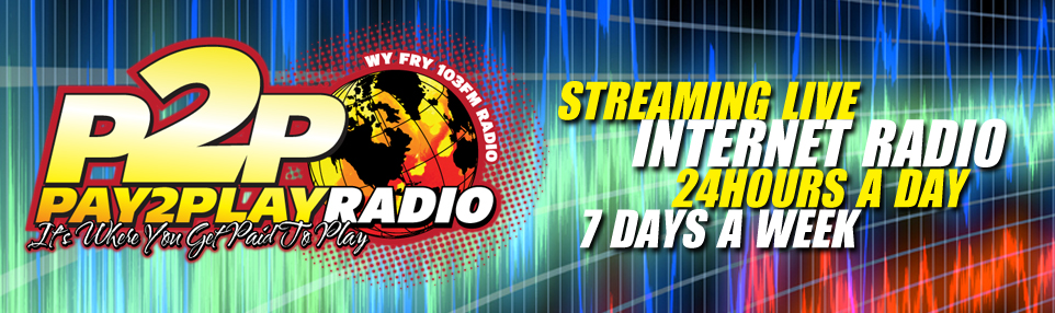 Streaming Live Internet Radio