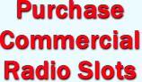 Purchase Commercial Radio Slots